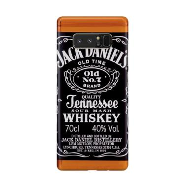 harga Indocustomcase Jack Daniel's JD02 Cover Hardcase Casing for Galaxy Note 8 Blibli.com