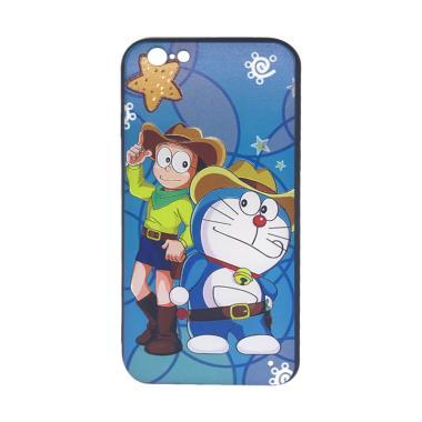 harga JV ACC Fuze Motif Doraemon Kode 2 Silikon Casing for iPhone 6 Blibli.com