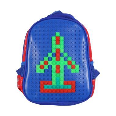 Moejoe TAS-9108 Lego Tas Sekolah Anak
