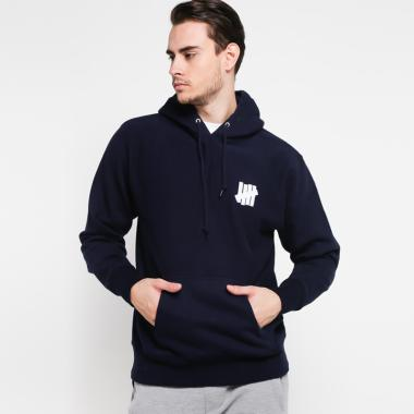 Undefeated Un Chest Strike Jaket Hoodie Pria