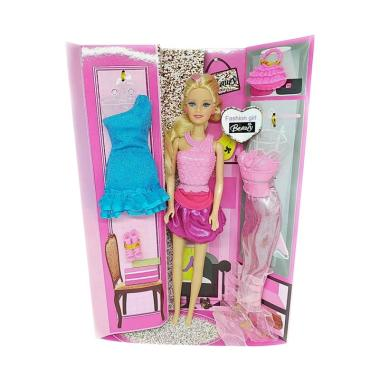 KLTOYS 60815 HW-4 Beauty Fashion Girl Mainan ... c5ca9562c9