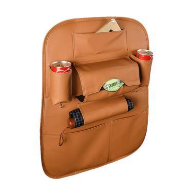 harga Homestuff Premium Leather Car Seat Organizer Blibli.com