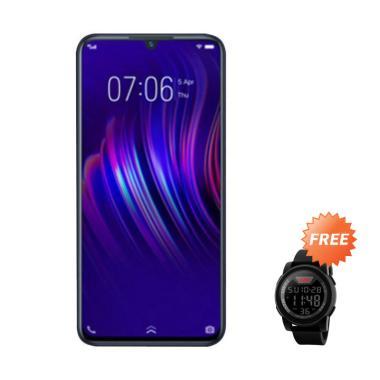 harga VIVO V11 Smartphone [64 GB/6 GB] + Free Headset Bluetooth Blibli.com