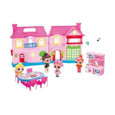 harga LOL Suprise 119 Sweet Home Mainan Anak Blibli.com