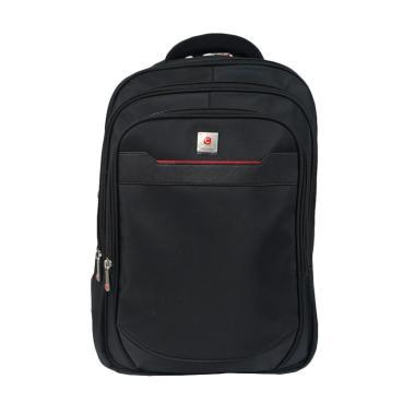 Polo Classic Backpack Tas Pria - Black  9065-26  322a9e6889