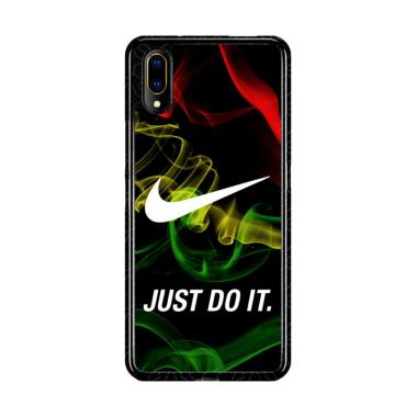 harga Flazzstore Reggae Nike Wallpaper X3353 Premium Casing for Vivo V11 Pro Blibli.com
