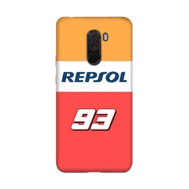 harga Indocustomcase Marc Marquez Repsol 93 Cover Casing for Xiaomi Pocophone F1 Blibli.com