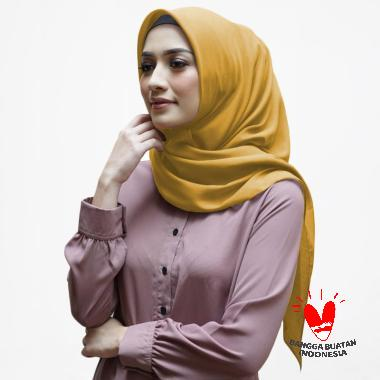 Hijab Bahan Voal Polos 49