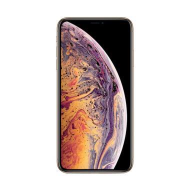 Apple iPhone XS Max 256 GB Smartphone [Greenpeel / Dual ON / Grs.Internasional]