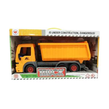 harga Toy Addict Friction F110760 Truk Trailer dan Kendaraan Konstruksi Mainan Anak Blibli.com