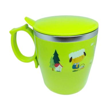 Baby Safe SS004 Stainless Cup Gelas Anak [350mL]