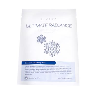 Rivera Ultimate Radiance Facial Mask [25 mL]