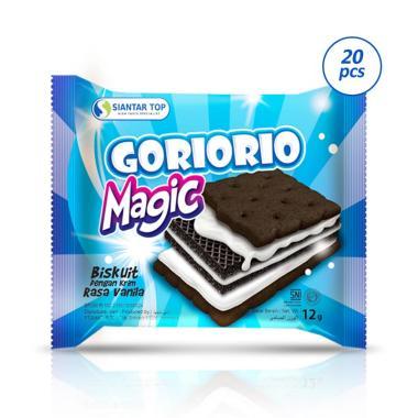 SIANTAR TOP Goriorio Magic [20 pcs/ 12 g]