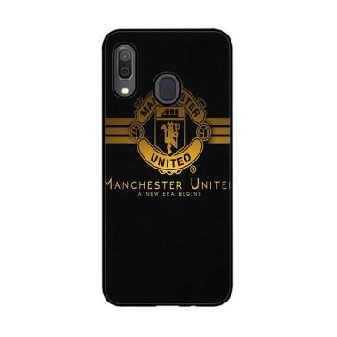 harga Cococase Manchester United S0046 Hardcase Casing for Samsung Galaxy A20 Blibli.com