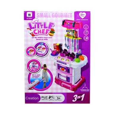 Jual Mainan Masak Masakan Online Untuk Anak Perempuan Blibli Com