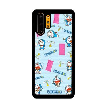 Cannon Case Doraemon Sticker P1282 Custom Hardcase Casing for Samsung Galaxy Note 10 Plus