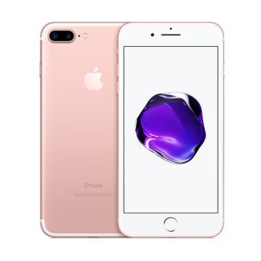 harga [REFURBISHED] Apple Smartphone for iPhone 7 Plus [128GB]  Rose Gold Blibli.com