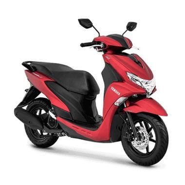 harga Yamaha FreeGo S Version Sepeda Motor [OTR Jabodetabekser / DP 2.130.000] Blibli.com