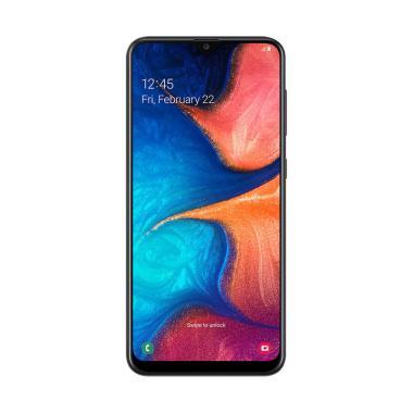 Samsung Galaxy A20s Smartphone - Black [64 GB/ 4 GB/N] -