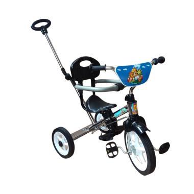 harga PMB 921 Bell Sandaran Tricycle Sepeda Roda Tiga Anak Blibli.com