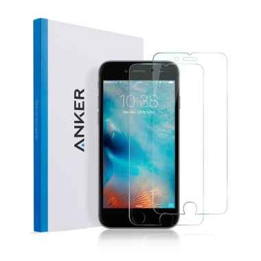 Anker A7231001 Glass Guards Screen Protector for iPhone 6