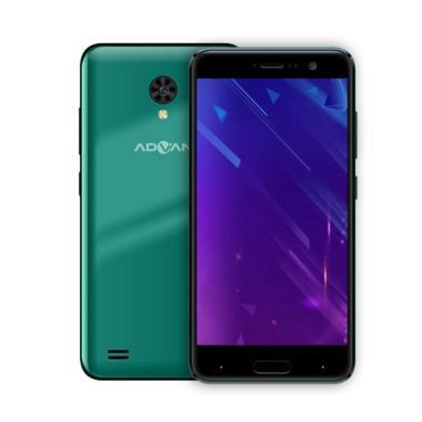 harga Advan Nasa Smartphone [5.2 Inch/16GB/2GB] hijau Blibli.com