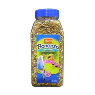 Jual Hartz Bonanza Canary Finch Makanan Burung 680 G Online Desember 2020 Blibli