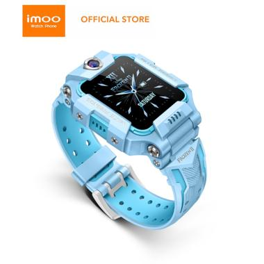 harga IMOO Watch Phone Z6 Biru Frozen Blibli.com