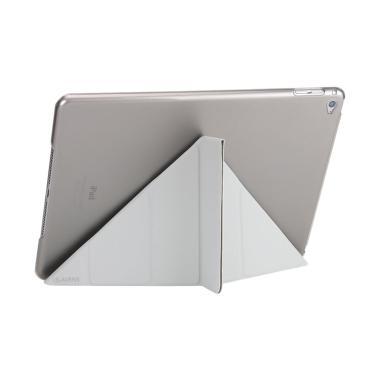 harga Slavensshop Smart V Transformer Flip Cover Casing for iPad Mini 123 - - grey Blibli.com