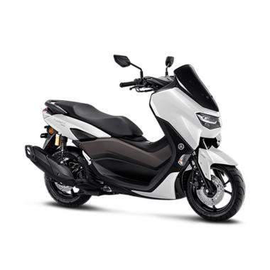INDENT / PRE ORDER - Yamaha All New Nmax 155 Connected ABS Version Sepeda Motor [VIN 2020/ OTR Jabodetabekser]