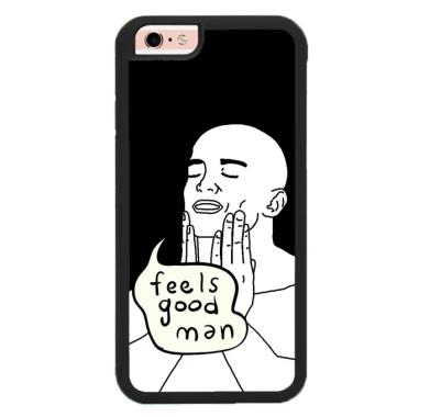 harga Premium Casing iPhone 6 Custom Hardcase HP Feels Good Man Again L3129 - - Combine Blibli.com