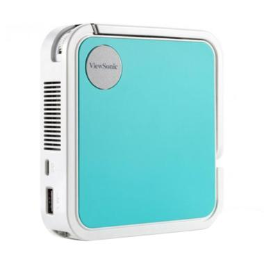 harga ViewSonic M1 Mini LED Pocket Projector with JBL Speakers Blibli.com