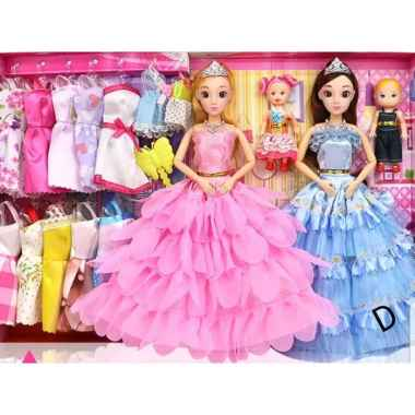 Jual Boneka Barbie Set Murah Harga Promo Blibli Com