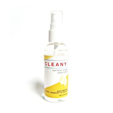 Healthy Living Aroma Fresh Citrus Cleany Hand Sanitizer [60 mL]