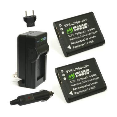 harga Wasabi Power W-201 KIT for Ricoh DB-110/ DB110/ GRiii/ GR III/ GR3 WG6 G900 Blibli.com