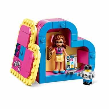 LEGO 41357 Olivia's Heart Box Blocks & Stacking Toys