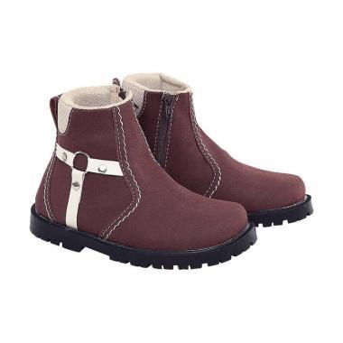 harga Catenzo Jr. CJD Sepatu Boots Casual Anak Laki-Laki Blibli.com