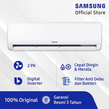 harga Pre Order - Samsung AR18TGHQASINSE Wall Mount AC Inverter [2 PK] Blibli.com