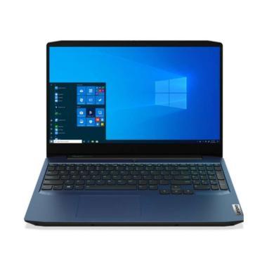 Lenovo Gaming Laptop 3i  [i7-10750H/16GB/512GB SSD/GTX 1650 4GB/W10/0HS/BLUE] blue