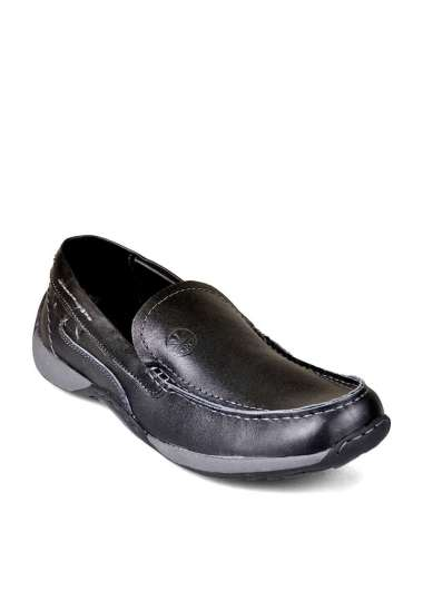 CBR Six Kulit Sepatu Kasual Pria [HMC 503]