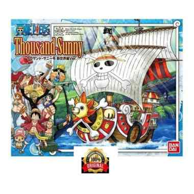 harga ONE PIECE THOUSAND SUNNY NEW WORLD ARC MOKIT Blibli.com