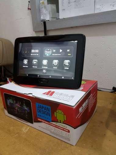 harga Monitor Headrest Mtech MH 7080 Blibli.com
