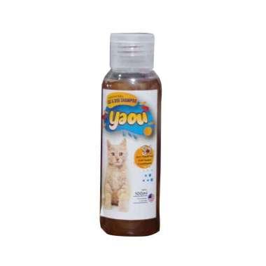 harga YAOU shampo pencegah kutu anjing kucing dan kelinci wangi - Coffee Blibli.com