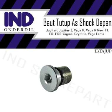 harga IND Onderdil Tutup As Shock Depan Motor Force 1/ F1ZR/ F1 ZR/ Alfa Blibli.com