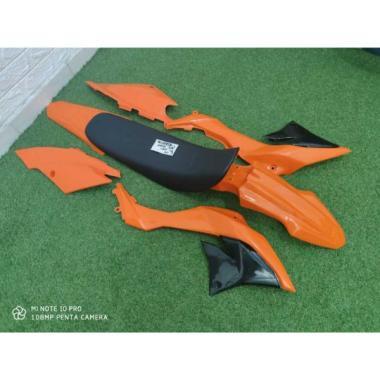 harga ACER315 Paket Upgrade Aksesoris Motor for KLX 150 or Dtracker New orange Blibli.com
