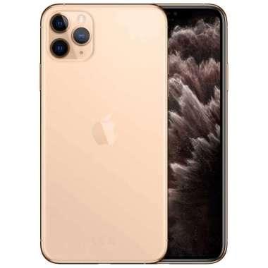 Apple iPhone 11 Pro Max 256 GB Smartphone [ Dual Nano Sim] Non Active ,Greenpeel