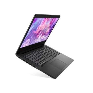 harga LENOVO IDEAPAD 3-14IIL05-PDID [Intel I5-1035G1/8GB/SSD 512GB/MX330 2GB/FHD/WIN10]OHS BLACK Blibli.com