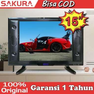 harga Sakura tv led 22/20/19/17/15 inch tv murah HD Televisi 17 inci - Blibli.com