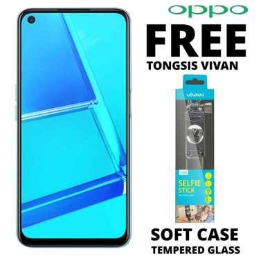 harga Oppo A53 4-64 GB Free Tongsis Blibli.com