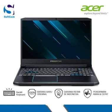 Acer Predator Helios 300 PH315-53-71G8 Laptop Gaming [Core i7-10750H/8GB/512GB SSD/VGA 6GB/15.6